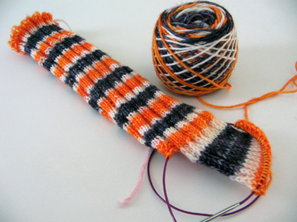 Roza's Socks from Spring IK 2007
