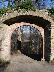 Green Gate (rtiberiu2001) Tags: castle germany ruin badenwürttemberg hohennagold