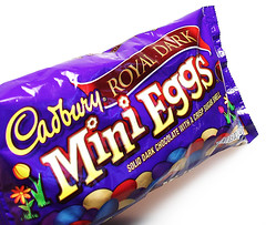 Cadbury Royal Dark Mini Eggs