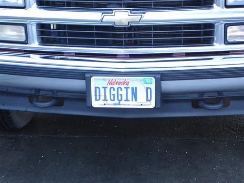 DIGGIN D - Hot Plates Pool Contribution #1000!