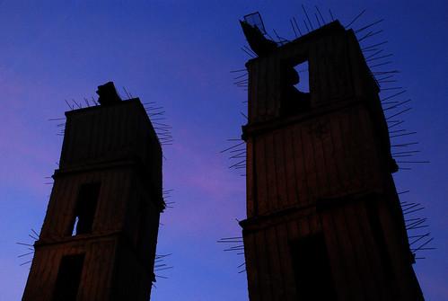 Las torres de Jericho