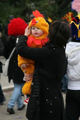 Child as Chicken