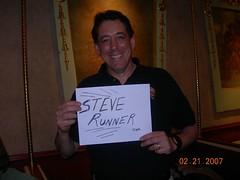 Steve Runner