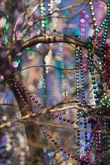 Bead Tree on St. Charles