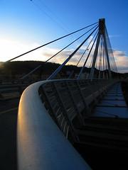 Storchenbrücke (steffi's) Tags: bridge schweiz switzerland suisse zürich brücke brücken winterthur hängebrücke storchenbrücke schrägseilbrücke abigfave ausführung199596 otmarmgnädingerpartnerarchitektenag cfkkabel meierursempa storkbridge vogelsangstrasse unterevogelsangstrasse