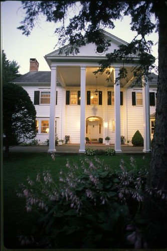 Main House and Grounds, Applegate Inn
