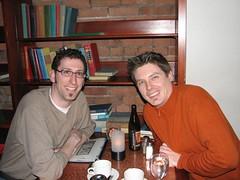Dinner with Lee Edward Fodi