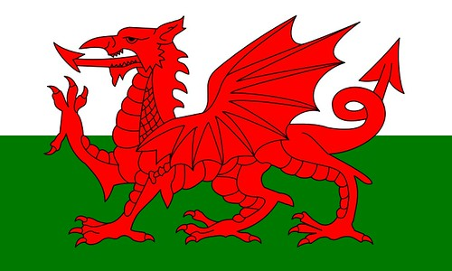 Red Dragon - Y Draig Goch par CharlieBrown8989