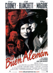"""El Buen Alemán"" de Steven Soderbergh"