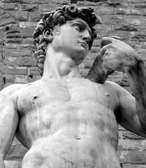 David (Siafani) Tags: italy david florence uffizi