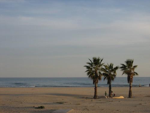 Vilanova i la Geltrú beach (3)