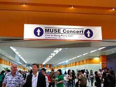 muse live @ Hong Kong 03.03.07