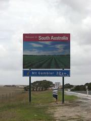 Hello South Australia!