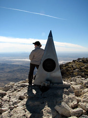 (Dan) Tags: park mountains texas nps hiking national guadalupe mountainpeak guadalupepeak