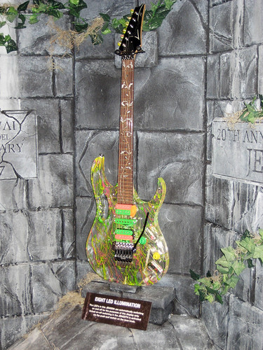 Vai Jem 20th Aniversary model