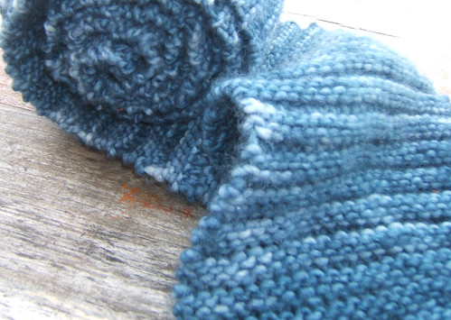 James' Malabrigo Scarf