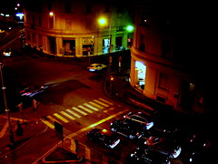 Strade (Master Mason) Tags: city italy cars night lights movement italia centro center lumiere movimento luci strade notte ville citt emiliaromagna romagna forl subsonica macchine romagnoli mastermason furl ci33 piazzaledellavittoria corsodellarepubblica diamondclassphotographer flickrdiamond vialematteotti vialecorridoni