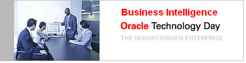 Oracle BI Technology Day