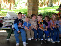 waiting for the birthday party to begin (jandclindenbaum photos) Tags: birthday party kids fun chldren