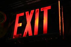 Week 11 Exit