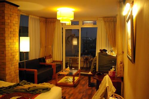 Habitación del Hotel Hanoi Elegance 2