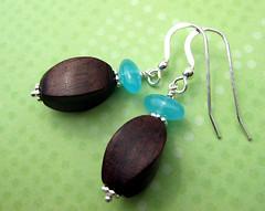Tropical Waters Earrings