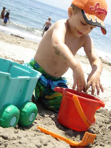 bucket o sand