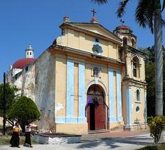 La Antigua, die Kirche
