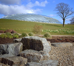 Welsh Botanical Gardens (Need A Haircut) Tags: wales dome glasshouse carmarthen nationalbotanicgardens instantfav llanarthne