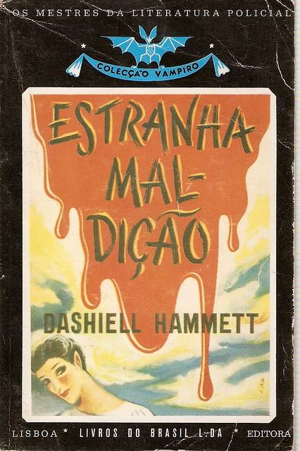 Cândido Costa Pinto, Dashiell Hammett, The Dain Curse
