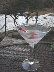 snow martini