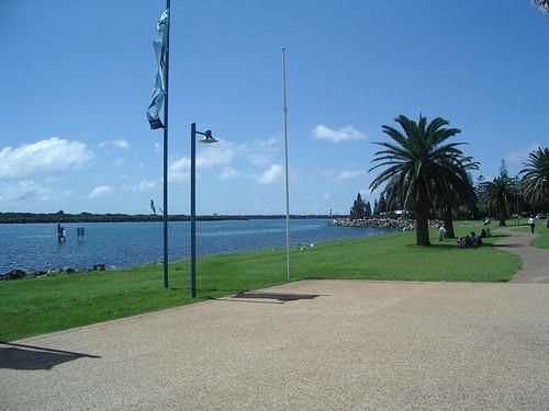 Port Macquarie waterfront