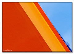 Orange surfaces. (aviana2) Tags: light sky contrast day colours picture slovenia frame ebngine aviana2 fotocompetition fotocompetitionbronze