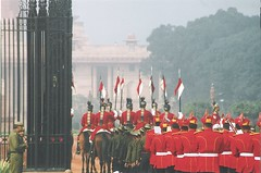 (sftrajan) Tags: horses india military newdelhi nct lutyens pageantry  changingtheguard
