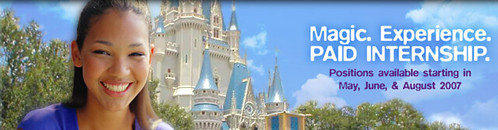 Magical Experience of the Disney Summer Internship