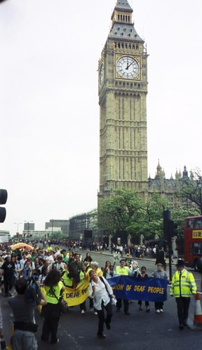 BSL March 2003, Parliament
