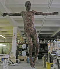 Naked Chocolate Jesus