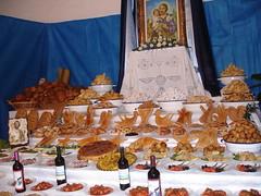 Le tavole di San Giuseppe