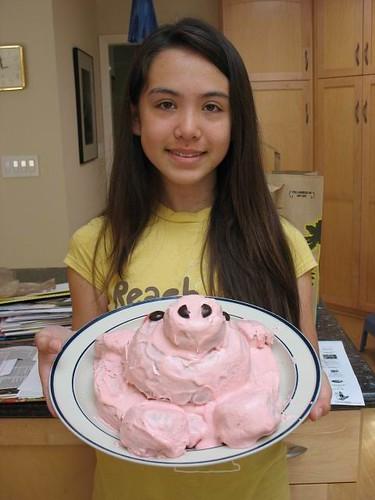 pig cake 2 2007