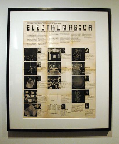 Electromagica-poster