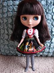 amelie (aquapunk) Tags: doll blythe squeakymonkey