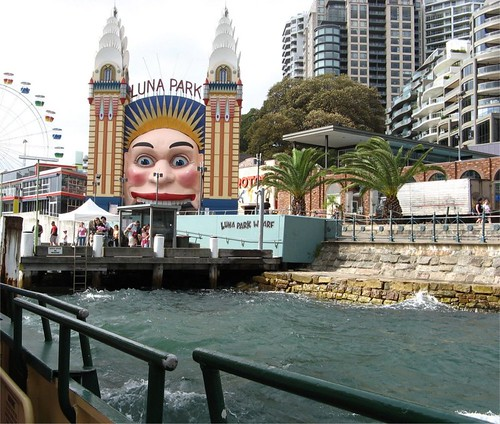 Luna Park, North Sydney, NSW
