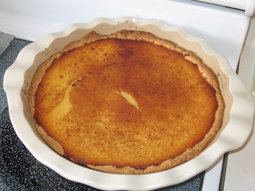 Melopeta (Honey-Cheese Pie)