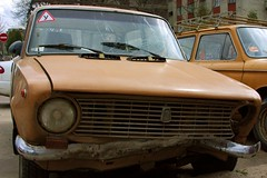 broken car is looking for a new owner (Anatoliy Odukha) Tags: car lviv lvov