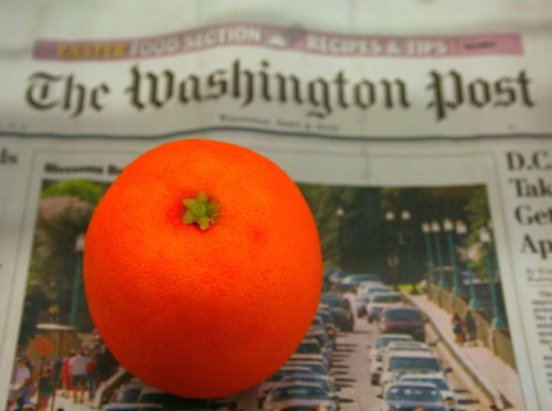 The Washington Post Fuel Consumption