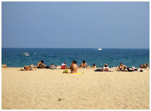 Seascape: Barcelona