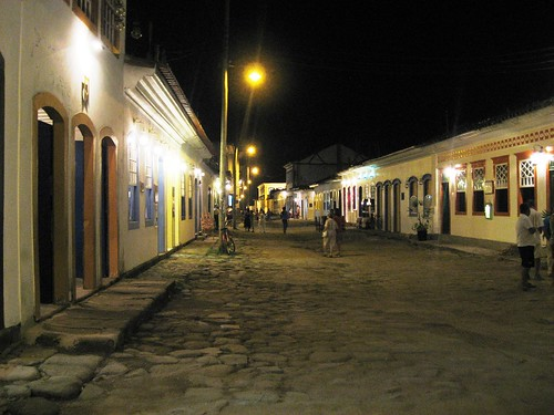 calles de Paraty