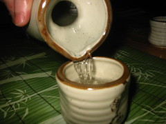 Hot Sake - by steveharris