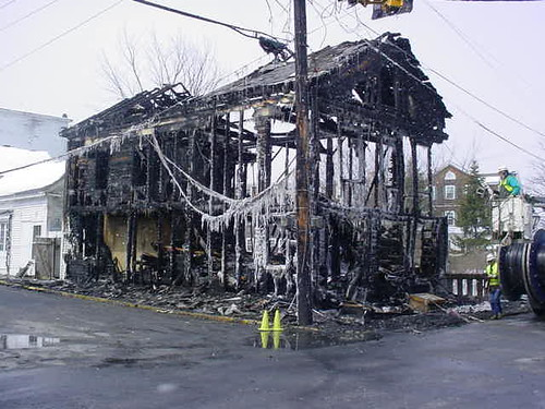 Wilmington Easter Fire