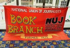 NUJ bookbranch banner
